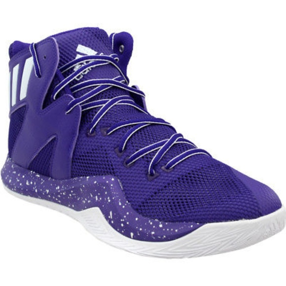 6b563d40a60f NEW Adidas Purple Crazy Bounce Basketball Shoes 19